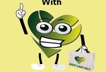 MundaWEB  Shop Save Help / Mundaweb is a unique worlwide  marketing system which make everybody wins... Shop smart... Just download free App...
