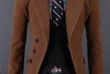 Men's fashion / by Alicia Kleint Hagan