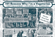 Being Vegan. / by Ashley McCullough
