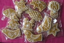 perníčky / perníčky, zdobení perníčků, recepty, royal icing, prjaniky,gingerbread, DIY, пряники, козули, Mézeskalács