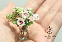 ミニチュア草花