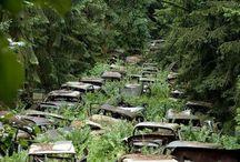 lieux abandonné