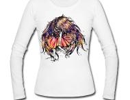 T-shirt by Shou' ! For women, men and children !