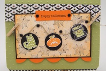 Halloween cards / by Diana Shreeves