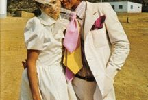 70's Wedding / Out love for everything 70's... wishing we could go back in time and wear ruffles