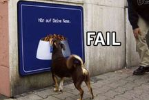 FAIL ! / Sometimes that is not funny