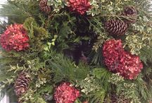 Floral Holidays / These photos are of various jobs Greenscapes has done for clients.