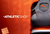The Athletic Shop / Hit the gym or hit the streets in the latest athleisure trends. The Rack Room Shoes Athletic Shop has athletic shoes for men, women, and kids at family-friendly prices.