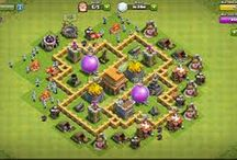 Clash of Clans Indonesia Raya / War Base