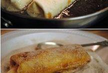 Συνταγές που θέλω να μαγειρέψω με μήλα
