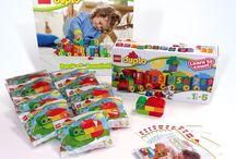 Kampania LEGO® DUPLO® / Marka LEGO® DUPLO® stworzyła linię klocków dla najmłodszych, które rozwijają ich kreatywność i zdolności, a przy tym są w pełni bezpieczne dla dzieci już od 1,5 roku życia. W ten sposób nawet takie maluchy mogą uczyć się, bawiąc jednocześnie! #LEGODUPLO #BawiIUczy #SwiatLEGODUPLO #KreatywnoscMaluszka
