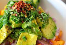 salades et piques-niques