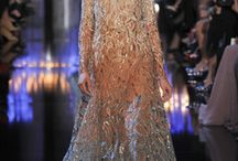 Paris Haute Couture / See some of the favourite looks of The Blond Champagne from Paris Haute Couture Winter 2014-2015
