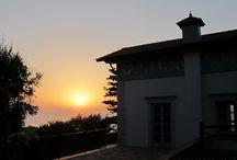 Tramonti e luci dell'alba / paesaggi e panorami da Villa Sabrina Relais