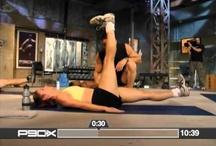 i workout / by Samantha Cox