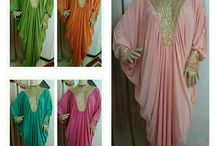 Moeslimah BoutiQue / Based on Indonesia ' Ship To Worldwide use Courier Express  website www.caftans-99.com