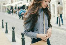 Korean Fashion and Style / About korean fashion and style.. interest to follow their style?