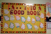 Bulletin Board Fall / by Sandy Mennenga