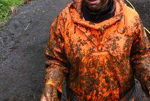 Rainwear Mud