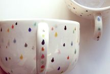 LOVES // Ceramic pen pattern and picture ideas / by Melissa Kelly