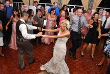 Wedding Reception Fun / Photographs from wedding receptions in Pittsburgh and surrounding areas of Pennsylvania where DJ Pifemaster provided disc jockey entertainment services. www.pifemaster.com
