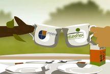 Animated explainer videos / Our portfolio of work. Animated videos that explain and promote our client's businesses.