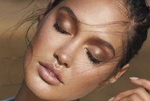Bronzing make up
