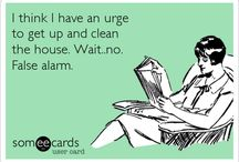 "Clean Humor / Board about cleaning and also good old-fashioned ""clean humor!"""