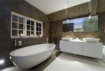 Bathrooms / Gorgeous bathrooms designed by the team at urban living interiors.