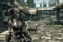 Skyrim / © 2011 Bethesda Softworks LLC, a ZeniMax Media company. The Elder Scrolls, Skyrim, Bethesda, Bethesda Game Studios, Bethesda Softworks, ZeniMax and related logos are registered trademarks or trademarks of ZeniMax Media Inc. in the U.S. and/or other countries. All other trademarks and trade names are the properties of their respective owners. All Rights Reserved.