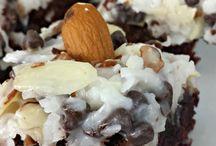 bakken / alles wat te maken heeft met bakken van taarten, en deserts.