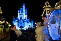 A Happily Ever After [Disney] Fairytale / I've flirted with the idea of having a Disney wedding for various reasons. Not anything tacky, but elegant, romantic, and...a dream come true. We'll see though - just an idea. / by Mariah Street
