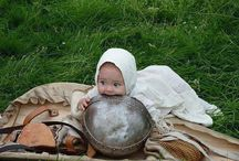 Baby gear medieval