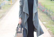 fashion - winter hijab