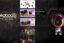 PDF portfolio ideas / by Strawberry Kake