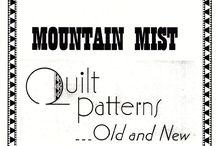 Mountain Mist History / Mountain Mist has been a crafting tradition since 1846.