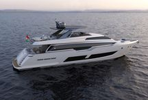 Ferretti Yachts 850 Project / Discover the Ferretti Yachts 850 Project