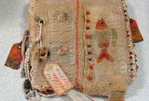 Journals / Textile artists journals