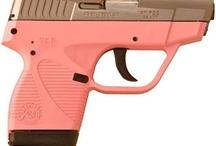 Women with Guns & Knives