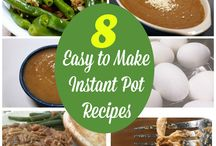 Easy to Make Instant Pot Recipes