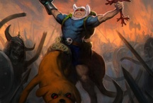 Adventure Time / by Todd Klein