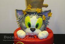 Bolos Tom and Jerry