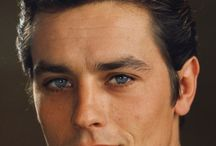 27) Young handsome actor Alain Delon / Alain Fabien Maurice Marcel Delon (born 8 November 1935) is a French actor and businessman.