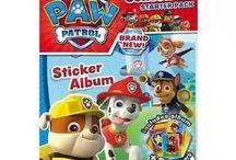 Paw Patrol / Merchandise based on the cartoon Paw Patrol.