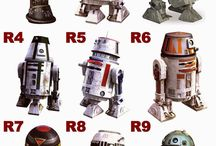 star war's droid's