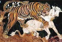 Тигры с глупыми лицами