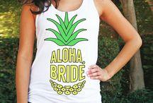 Pineapple Bachelorette Party