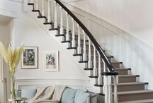 Future Home: Living Rooms and Stairs / by Patricia Brown