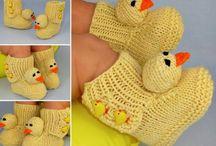 stricken für babies