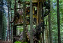 Tree Houses.